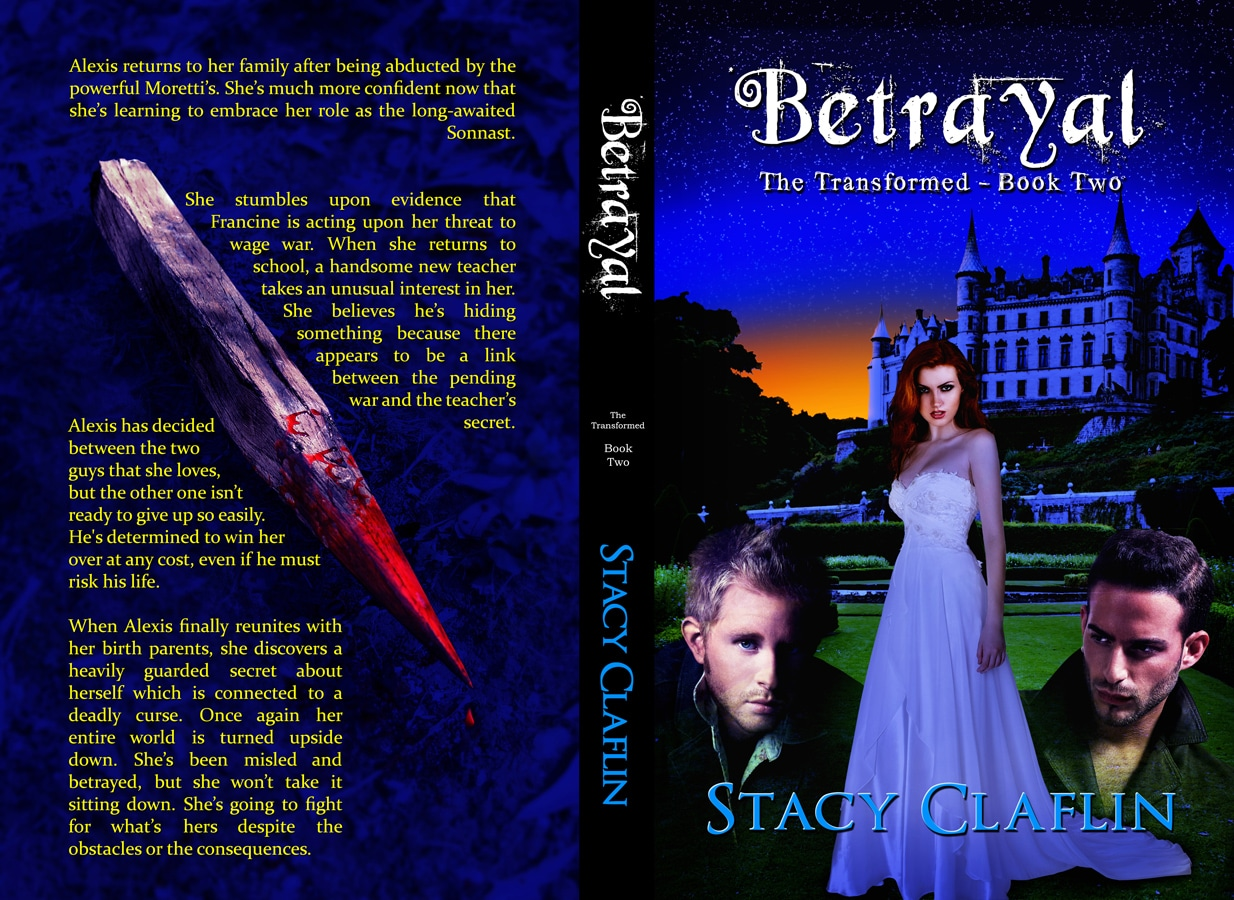 Betrayal Full Cover