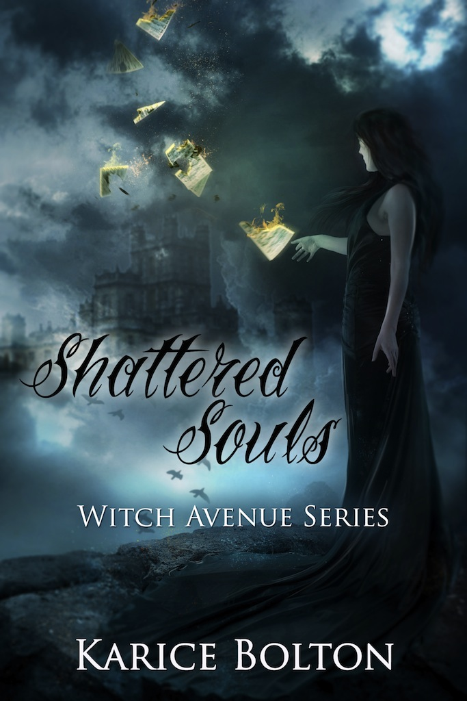 Shattered Souls Smaller