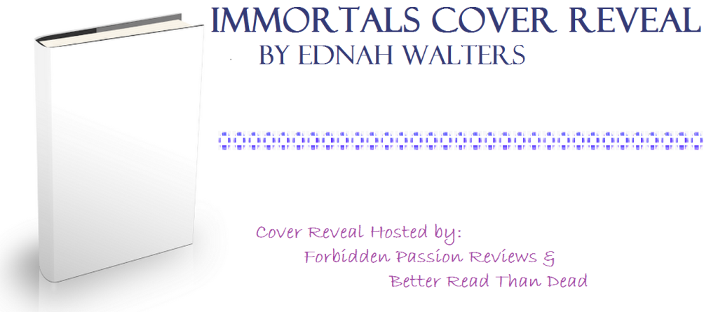 Cover Reveal Banner for Immortals