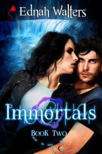 Immortals Front Cover