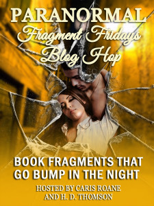 Paranormal Fragment Fridays