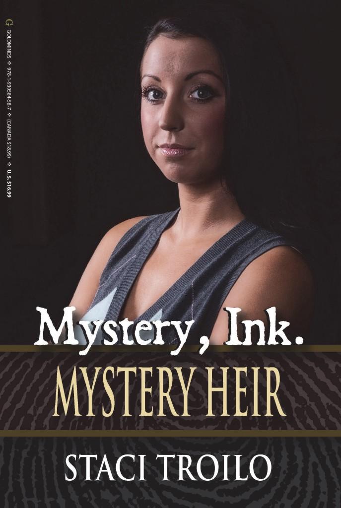 mystery heir cover sent