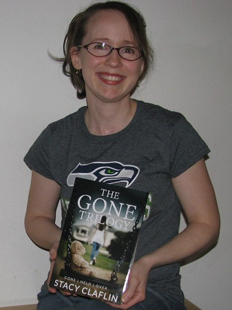 Gone Trilogy paperback by Stacy Claflin