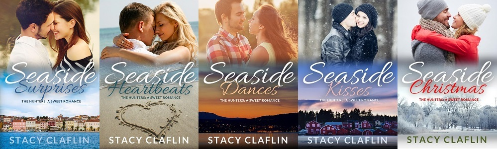 Seaside Hunters series by Stacy Claflin