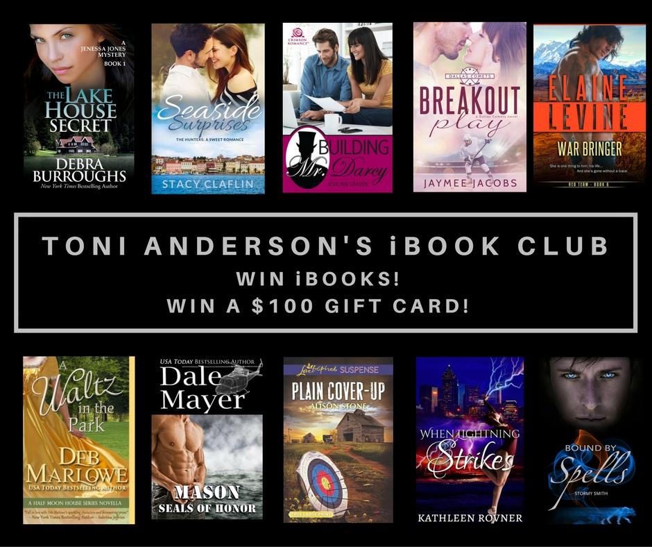 Toni Anderson's Facebook Posts